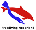 Logo voor Freediving Nederland