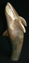Sculpturen - Dolfijnen